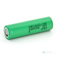 Genuine Samsung 25R  2500mah 20A Lithium Rechargeable battery