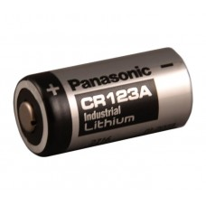 Panasonic CR123A 3V Lithium Battery