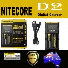 Nitecore D2 Smart Battery charger