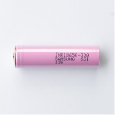 (Nipple Top)Samsung 18650 30Q 3000mAh 3.7V 15A High Lithium Rechargeable Battery Li-ion