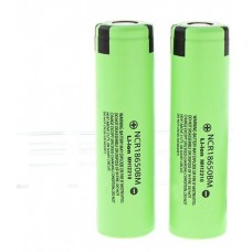 NCR18650BM 3200mAh 3.6v Plate Head Rechargeable 18650 Li-ion Battery