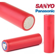 Panasonic-Sanyo  NCR18650GA 3500mAh Lithium Li-Ion  battery