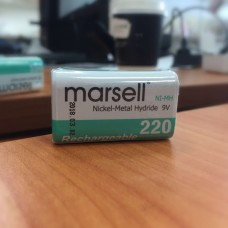 Marsell Nickel- Metal Hydride 9V