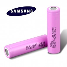 (Flat top) Samsung 18650 2600mAh ICR18650-26F Battery