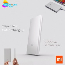 Xiaomi 5000mAh Mi Power Bank Portable Charger