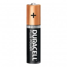 10x Genuine Alkaline Duracell 1.5V AAA Size Batteries