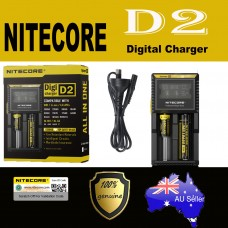 Nitecore D2 Smart Battery charger