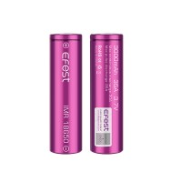 Efest IMR 18650 3000mAh 35A flat top battery