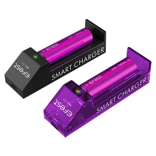 Efest Pro C1 Lithium 3 7v Smart Battery Charger