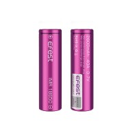 Efest IMR18650 2600mah 40A with flat top battery