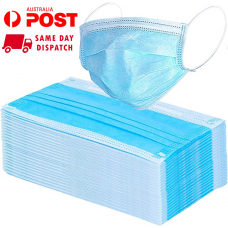 Disposable 3Ply Face Mask Anti Virus Flu Medical (20pcs in 1 pack) (Free Shipping)