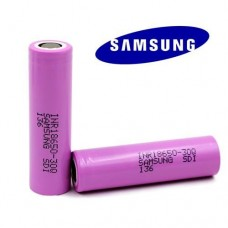 Samsung 18650 30Q 3000mAh 3.7V 15A High Lithium Rechargeable Battery Li-ion