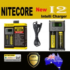 Nitecore NEW I2 Battery intelli charger