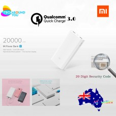 Xiaomi 20000mAh Mi Phone Power Bank2